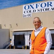 Initiative & innovation fast tracked at Oxford Cold Storage