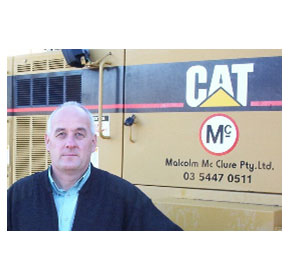 Testimonial from Gary McClure, McClure Earthmoving