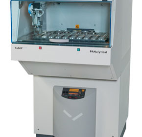 Mineral Analysis Equipment