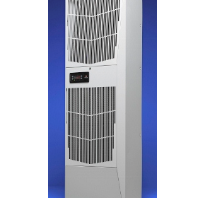 SpectraCool cabinet air conditioners make electronics cooling easier