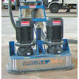 415V Heavy Duty Double Head Concrete Grinder for Hire | 1020175