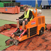 Ride-on LPG Floor Scraper for Hire | 1020410