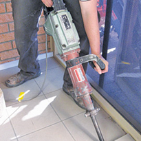 Medium Handheld Jackhammer Demo for Hire | 1080035