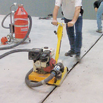 Petrol Concrete Saw for Hire | Crackchaser