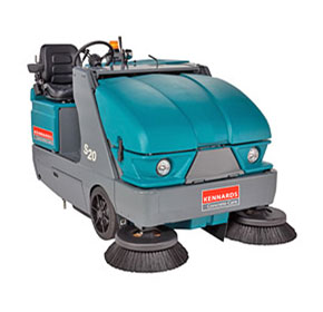 Sweepers & Scrubbers for Hire | Kennards