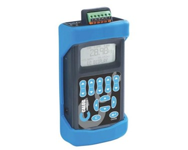 Calog-LC II Load Cell Calibrator with Key-per-Digit