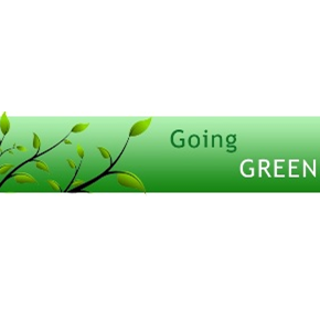 Going green for the future