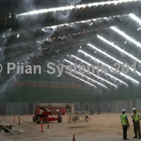 Dust control for port facilities in SA