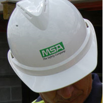 What goes into a good hard hat?