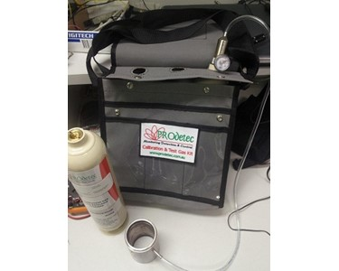 ProDetec Calibration Gas Kit