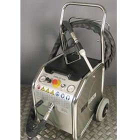 Dry Ice Blasting Machines | IceBlast KG6 Battery