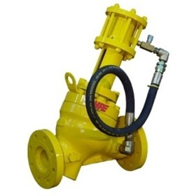 Internal Fixed Ratio Type Valve | WVS/WVT