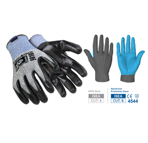 Resistance General Industry Safety Gloves | HexArmor 9010