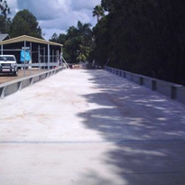 Weighbridge split weighing eliminated on QLD nut farm