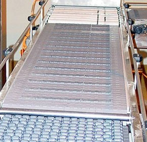 Accumulation Mat-Top Conveyors