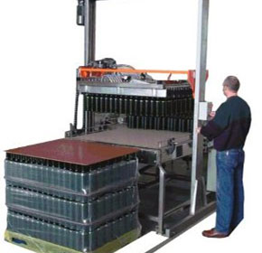 Semi-Automatic Depalletiser - SCOTT-50