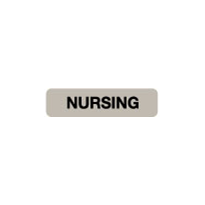 Medi Print Australia - Health Professional Labels - NURSING