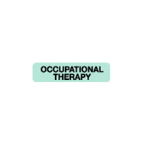 Medi Print Australia - Health Profession Labels - OCCUPATIONAL THERAPY