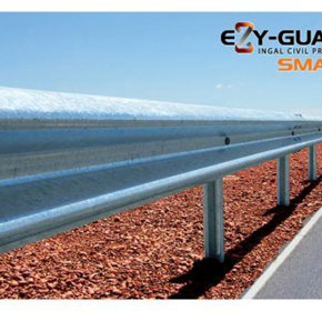 Ezy-Guard Smart: The next generation guardrail barrier has arrived