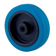 Tente Castor Wheels (Rubber - Nylon - Polyurethane - Cast Iron)