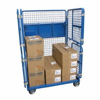 Cage, Goods & Stock Trolleys | Tente