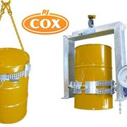 Drum Rotators and Drum Lifters | R.J. Cox Engineering
