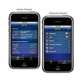 Mobile Application for iPhone & iPad