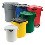 Plastic Drums & Containers | Rubbermaid Brute
