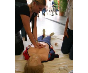 Sudden cardiac arrest is different from a heart attack.