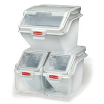 Ingredient Bins | Rubbermaid | Food Storage and Shelving