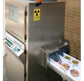 Food inspection system for SA contract packager
