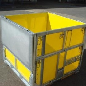 Folding Storage Container Bag-In-Box