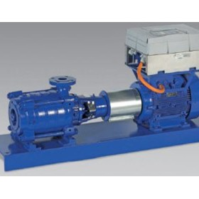High Pressure Pump with PumpDrive - Multitec