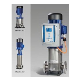 High Pressure In-line Pump - Movitec