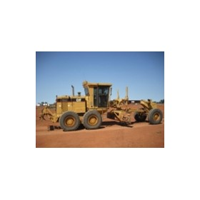 Used Caterpillar 120H