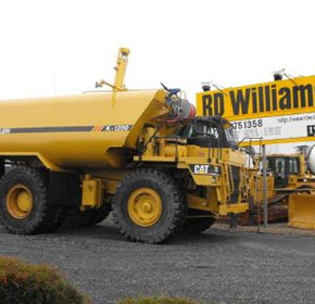 Used Caterpillar Water Truck | 773E