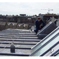 RoofSafe Cable Fall Protection System