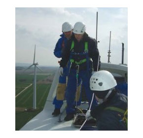 Safety Solutions for Evacuation and Rescue at Height
