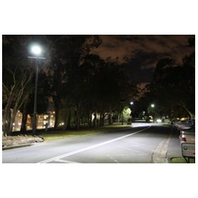 Solar Street Lighting | Grid