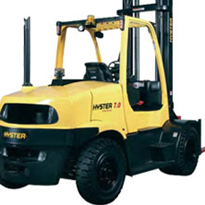 IC Forklifts | Hyster H135-155FT Series