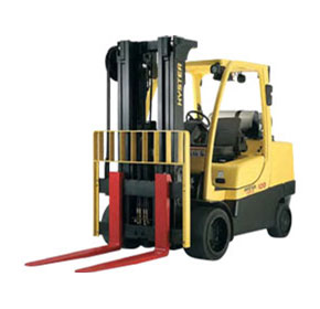 Warehouse LPG Forklift | Hyster S80-120FT Series