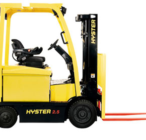 Electric Forklifts | Hyster E2.2-3.5XN Series