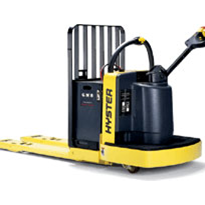 Ride-On Pallet Trucks | Hyster B60-80Z Series