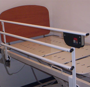 Horizontal Safety Side Rails
