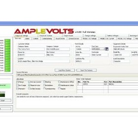 Electrical Design Software | AmpleVolts Version 4.0