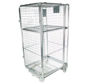 Wire Container | Full Security Nesting A Frame