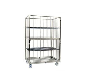 Demountable Cage | Jumbo Roll