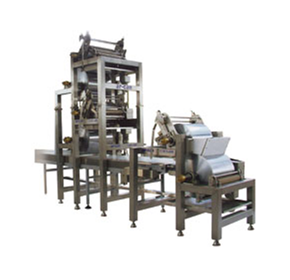 Confectionery Machinery | Bar Forming Line - Ar-Can