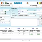 Greentree Purchase Orders Module