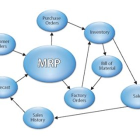 Greentree Material Requirements Planning & Forecasting Module